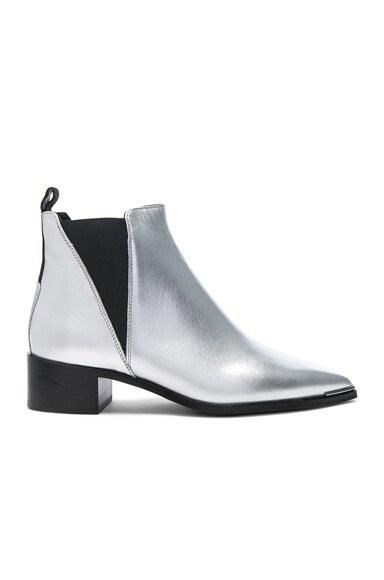 Jensen Leather Boots