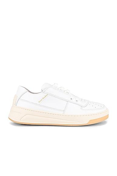 Steffey Lace Up Sneaker