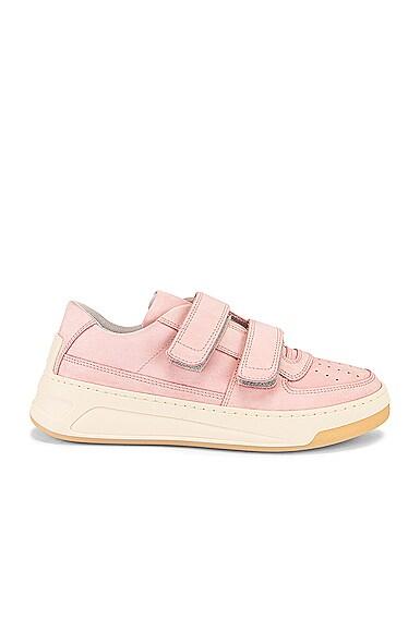 Steffey Nubuk Sneaker