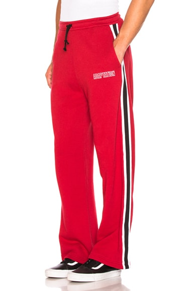 Wide Sweatpant