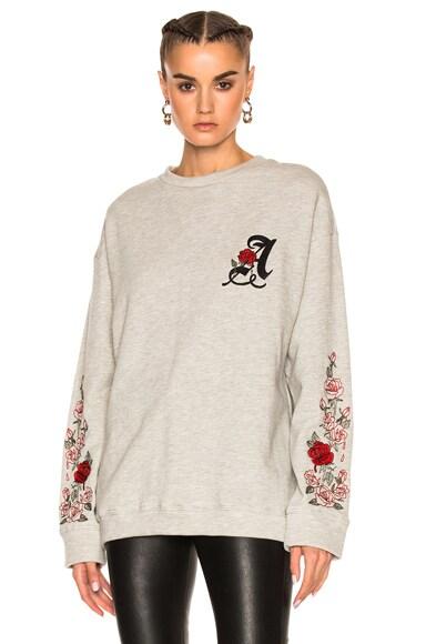 Weeping Roses Sweatshirt