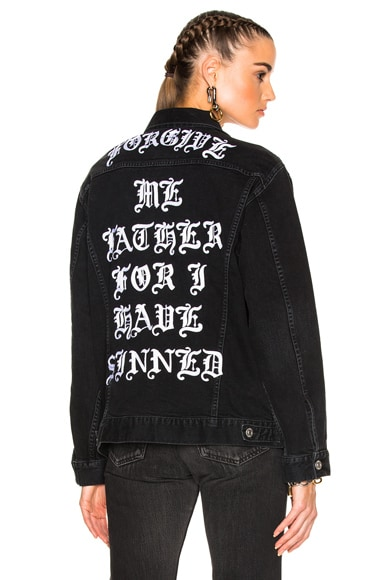 x The Chain Gang Jean Jacket