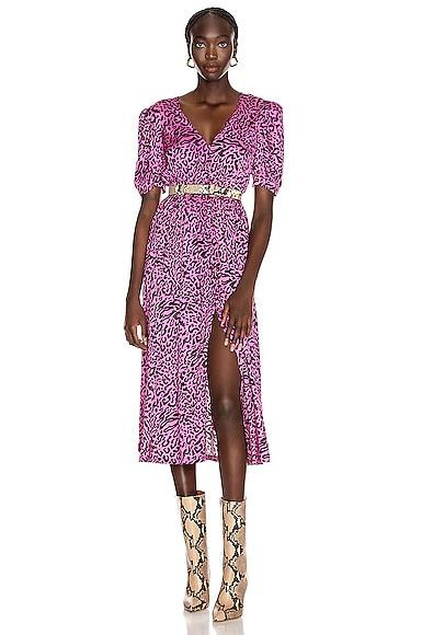 Cassandra Midi Dress
