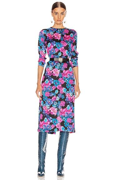 Beulah Midi Dress