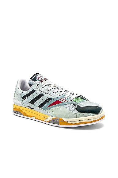 Torsion Stan Sneaker by Adidas By Raf Simons