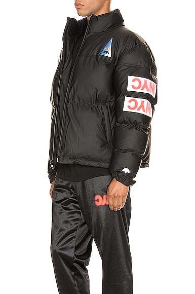 Flex2Club Puffer Jacket