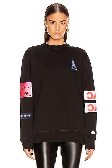 Flex2Club Crew Neck Sweater