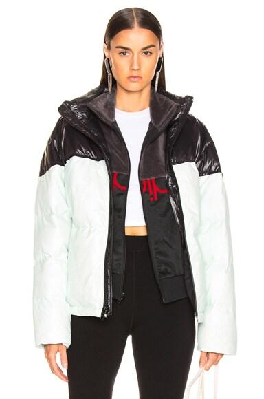 Disjoin Puffer Jacket