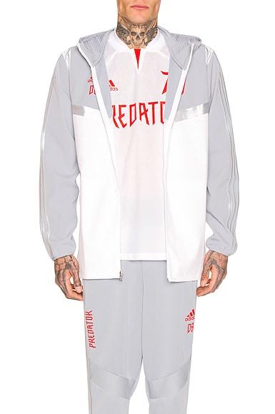 Predator Beckham Hooded Jacket