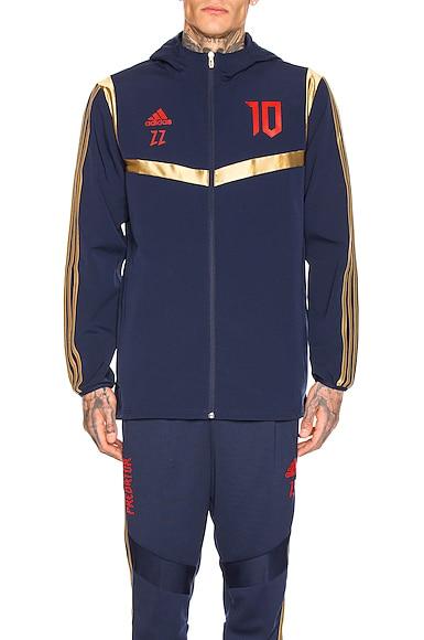 Predator Zidane Hooded Jacket