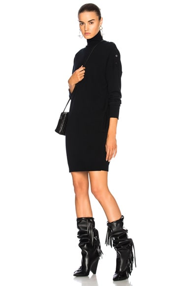 Marissa Turtleneck Dress