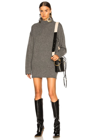 Amity Funnel Sweater Dress