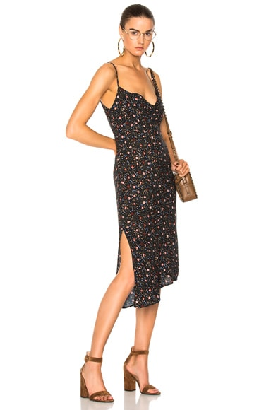 e285d4bb6b4 AG Adriano Goldschmied Gia Dress in After Dark Multi