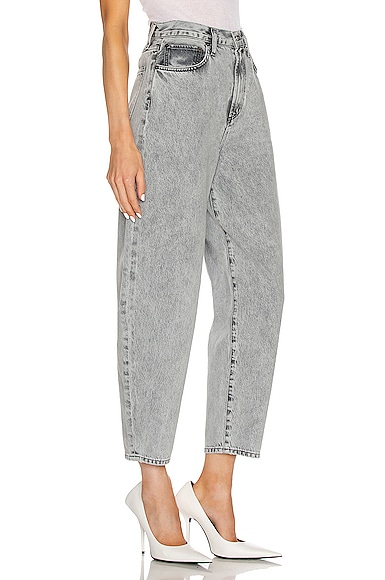 AGOLDE Denims BALLOON ULTRA HIGH RISE CURVED TAPER