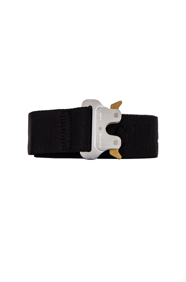 Classic Rollercoaster Belt With Logo