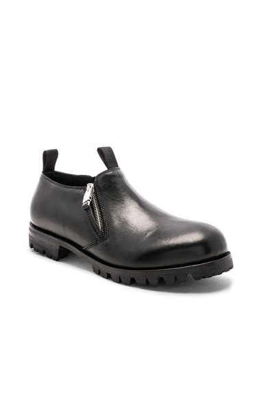 Leather Doc Daddy Shoes