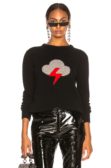 Thunderstorm Crewneck Sweater