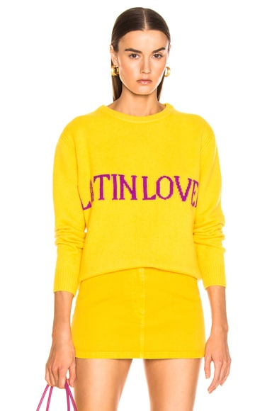 Latin Lover Sweater