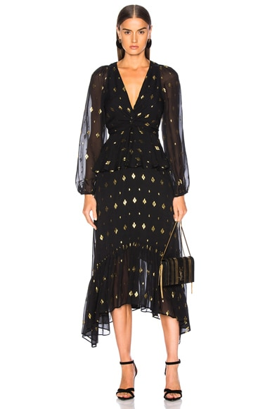 Diamond Filco Stanwyck Dress