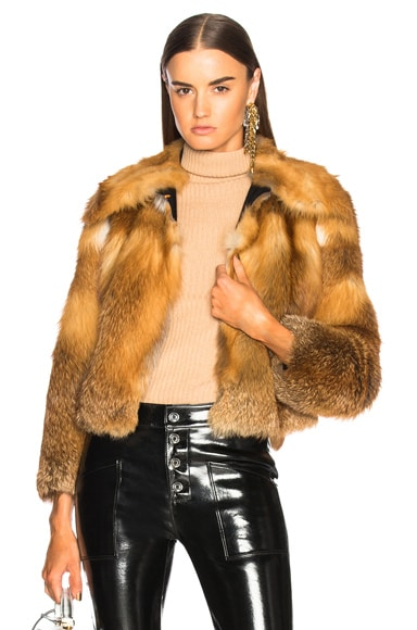 Lex Fur Coat