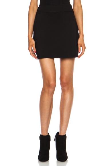 Pike Rayon-Blend Skirt