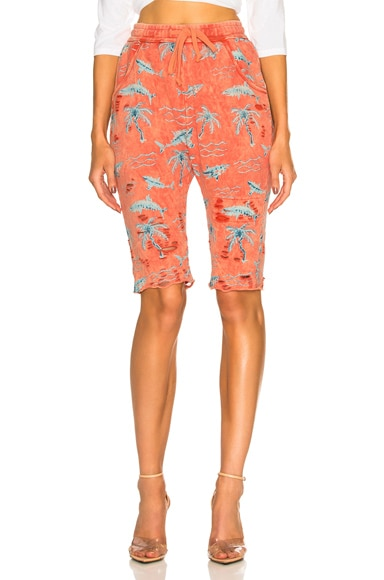 x Dr. Woo Aloha Shorts