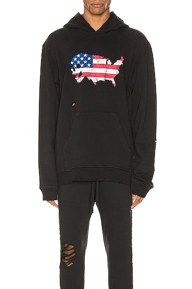 USA Born Hoodie