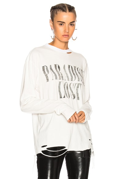 Paradise Lost Long Sleeve Tee