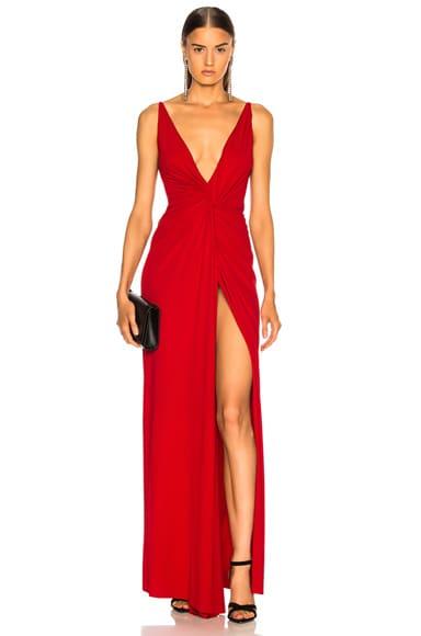Twist Gown