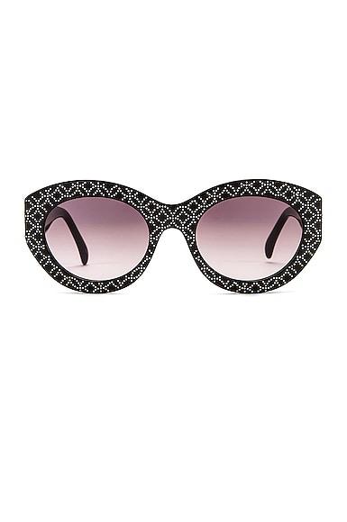 Almond Stud Sunglasses