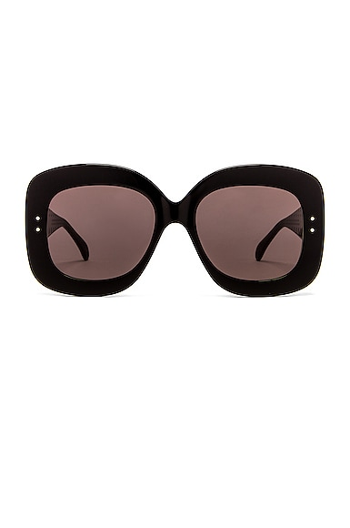 Acetate Soft Square Sunglasses