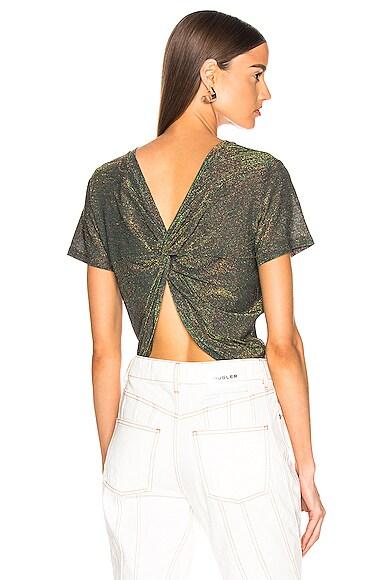 Canal Glitter Bodysuit