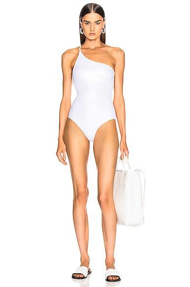 Bonita Metallic Swimsuit