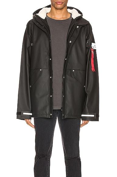 x Stutterheim ECWCS Jacket