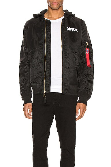 L-2B Hooded NASA II Jacket