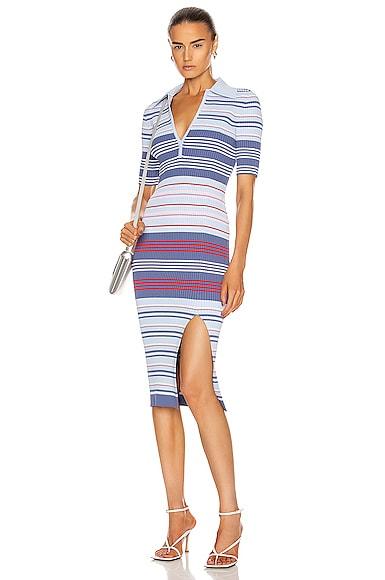 Barkers Knit Midi Dress