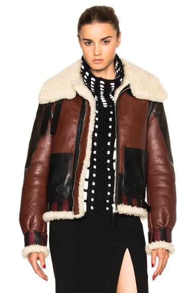 Antioch Shearling Jacket