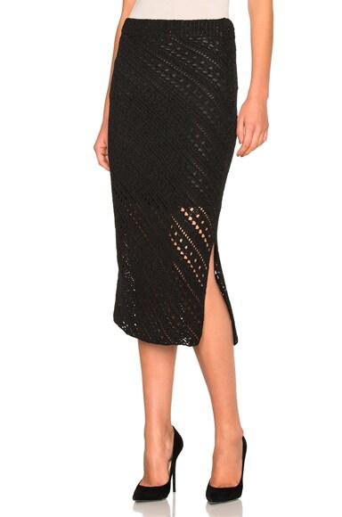 Miller Knit Skirt