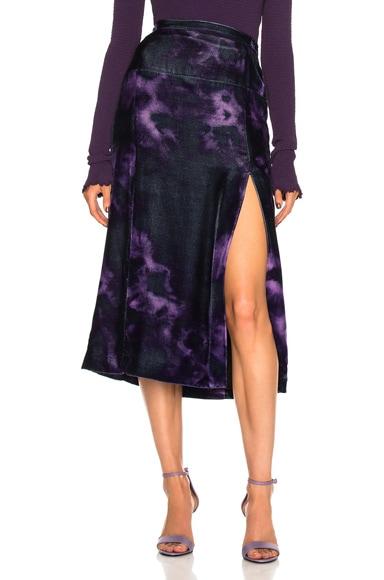 Pennant Skirt