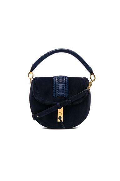 Ghianda Top Handle Saddle Bag