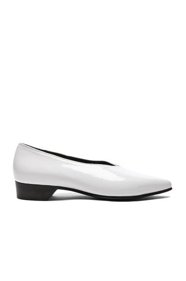 V Line Pointy Heel