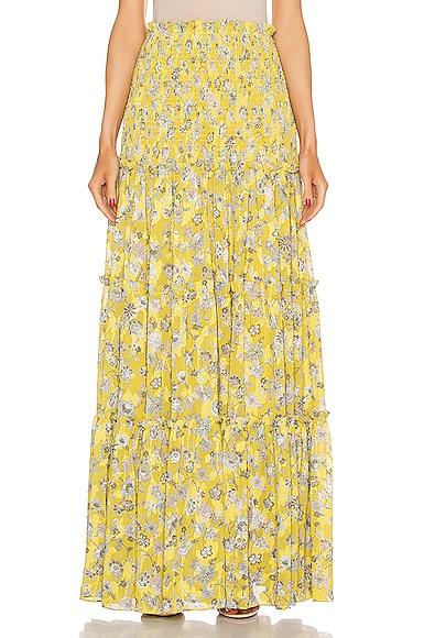 Galarza Skirt
