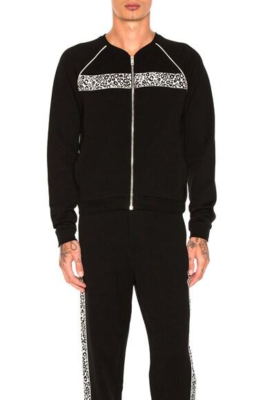Leopard Printed Jacket