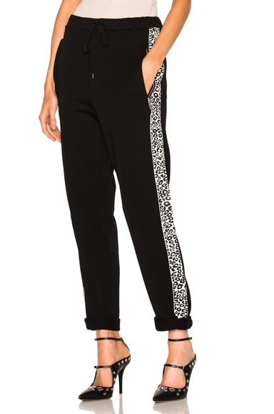 Leopard Printed Lounge Pants