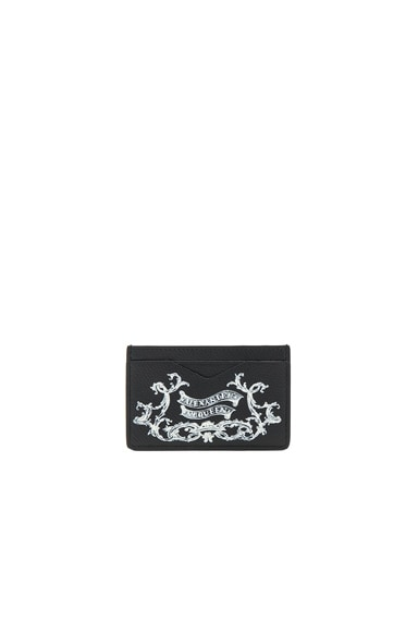 Coat of Arms Cardholder