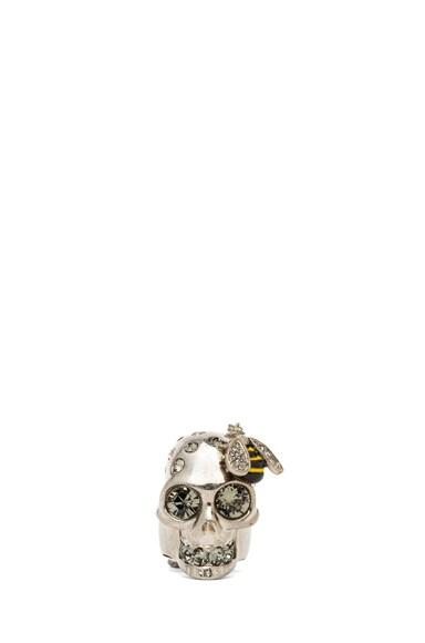 Skull Metal Cocktail Ring