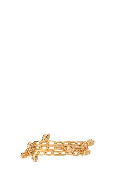 Chain Skull Bracelet