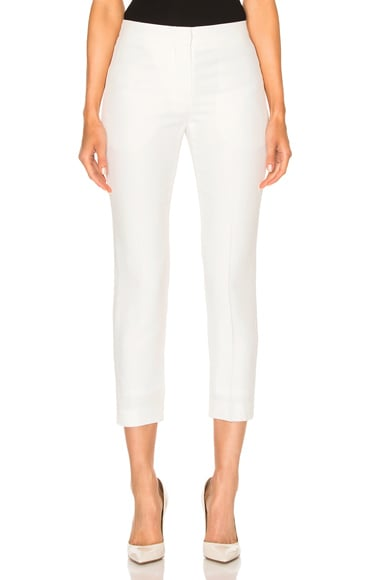 Trousers in Ivory