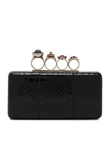 Jewelry Ring Box Clutch