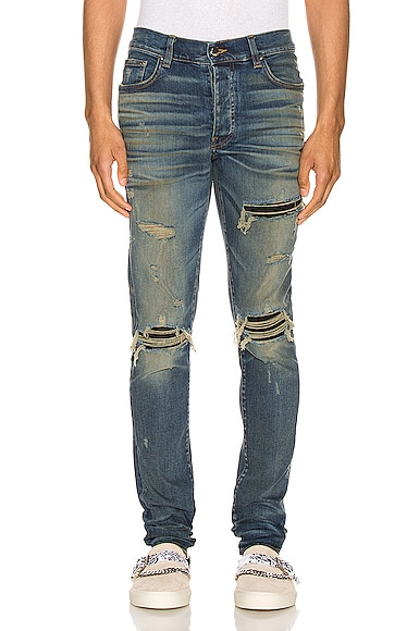 Suede MX1 Jean